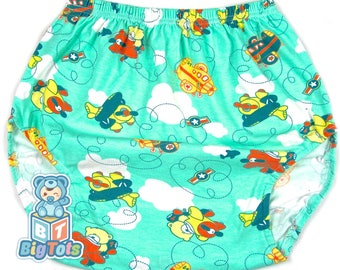 Adult Baby Airplane Teddy's baby pants ABDL