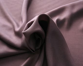 402021-taffeta natural silk 100%, width 110 cm, made in India, can be used liner, dry wash, weight 58 gr