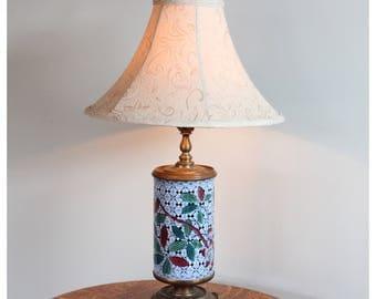 A8315 Antique Imari Table Lamp