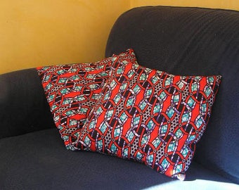 Order of pairs of wax pillow covers