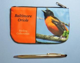 Baltimore Oriole Coin Purse