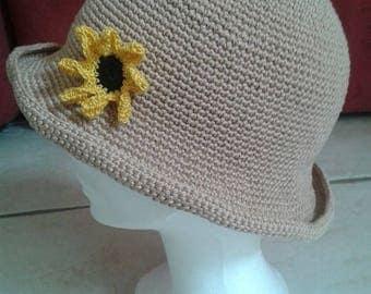 Summer Hat sunflower