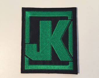 Jeep TJ JK XJ & More Embroidered Patch - Iron or Sew On