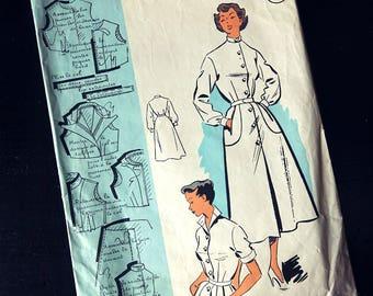 Vintage - Blouse Jacket Women size 42/44/46 - Creation 1950 clothing sewing pattern