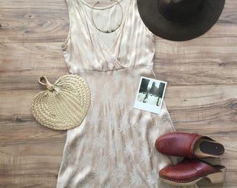 90's Silk Dress