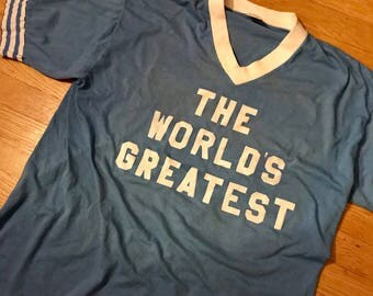 1970s Worlds Greatest Baseball Tee
