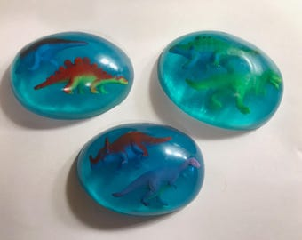 Glycerin Dinosaur Soap