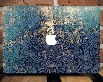 Mandala Henna MacBook Pro 13 Retina Case 15 MacBook Pro MacBook Hard Case 12 Case Laptop MacBook Pro 13 Case MacBook Air 13 Case WCm085