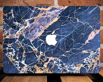 Blue Marble Macbook Pro Case Hard Laptop Case Marble Macbook Pro Retina 13 Case Marble Macbook 12 Case Laptop Case Pro 15 Case Pro 13 WCm111