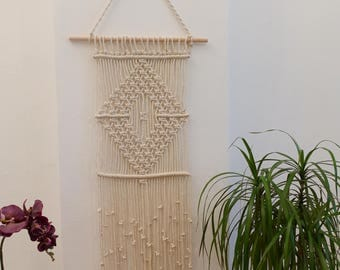 Macrame wall hanging, woven wall hanging, woven wall tapestry, boho wall hanging, wall tapestry, macrame, boho home decor, shabby chic home