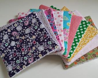 wipes X 10 - eco-friendly - women/girls - set no. 4