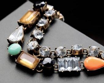 Pretty Bracelet Vintage 60's Couture