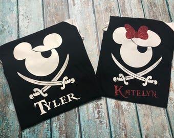 Pirate Night Disney Cruise Shirt (TODDLER,YOUTH, & ADULT)