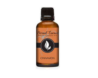 Cinnamon Premium Grade Fragrance Oil - 30ml
