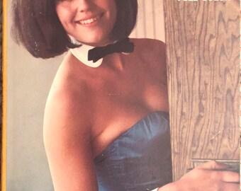 Vintage Playboy's Bunnies paperback book adult 1971 playmates