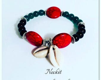 Afrocentric Black Pride Bracelet