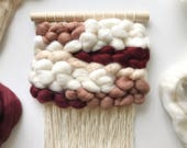 Small woven wall hanging ...