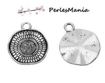 10 pendants TURTLE (S1186791) ANTIQUE silver medal