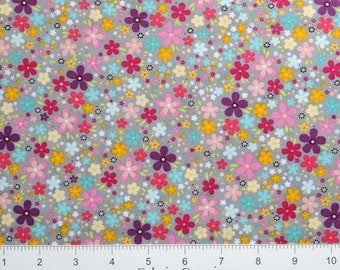 "AdornIt ""Rhapsody Collection"" ~ Rhapsody Song ~ 00502 ~ FLOWERS ~  By The Half Yard ~"
