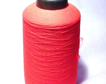 Large cone thread Moss build, a wire finish Red