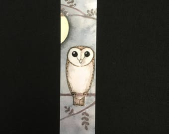 Bookmark Owl