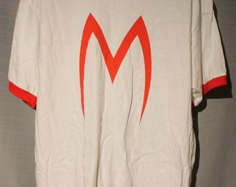 Vintage Speed Racer In Imax Promotional Movie T-Shirt Size XL +