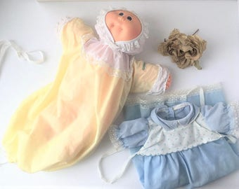 Vintage Premie Cabbage Patch Kid / Cabbage Patch Doll / Cabbage Patch Baby / 1980 Cabbage Patch Doll / Premie Baby / Cabbage Patch Kid