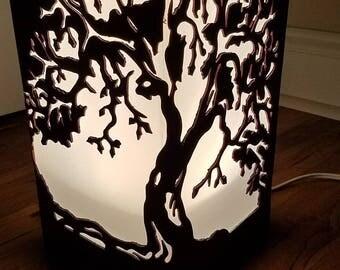 Tree of life lamp | Etsy