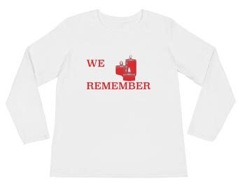 CSP We Remember Ladies' Long Sleeve T-Shirt