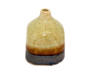 Vase 75, Handmade pottery, Vintage style