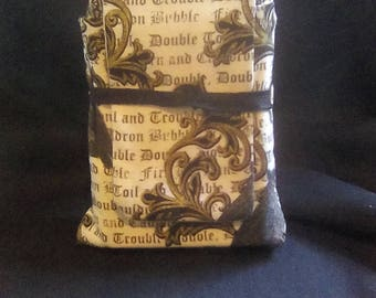Tarot Snug Pocket Tarot Bag Divination Bag **FREE DOMESTIC SHIPPING**