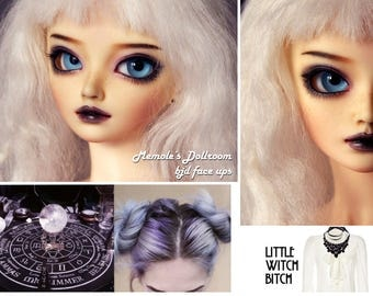 OPEN Bjd Face up commissions