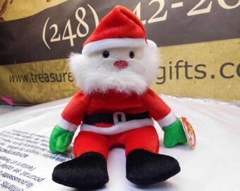TY Beanie Babies Santa