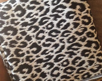 Coupon leopard christian lacroix fabric