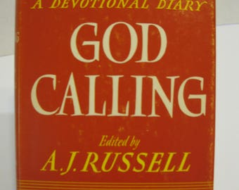 God Calling: A Devotional Diary by Two Listeners