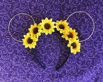 Summer Sunflower Ears