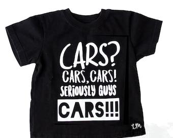 Cars Shirt