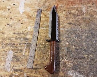 larp dagger, survival knife.