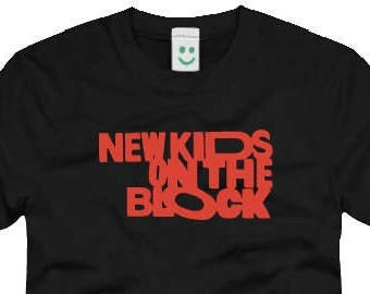 New Kids on the Block Shirt - NKOTB Tee - New Kids - New Kids on the Block Tee - New Kids on the Block