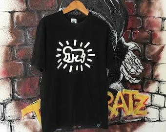 Uniqlo X Keith Haring Pop Art Tshirt