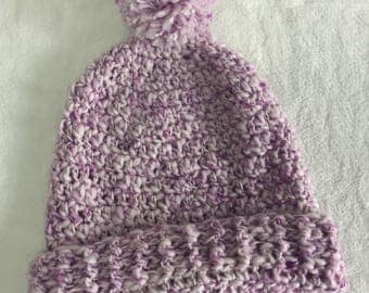 Child slouch beanie hat