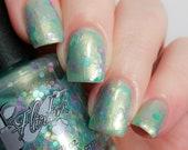 Nail polish, Indie polish - Cupcake, mint green