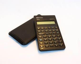 Hewlett Packard 20x scientific calculator