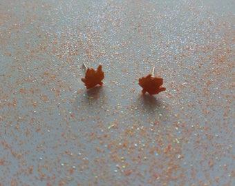 "Earrings ""Autumn Leaves"""