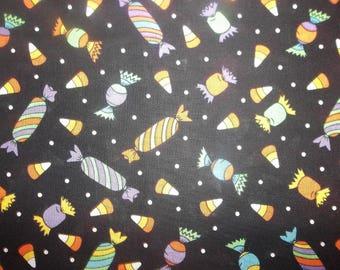 Halloween Treats Cotton Fabric #278