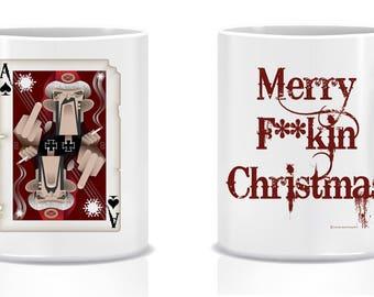 Lemmy Xmas mug