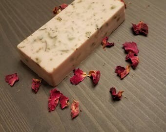 Rose Petal Bar Soap