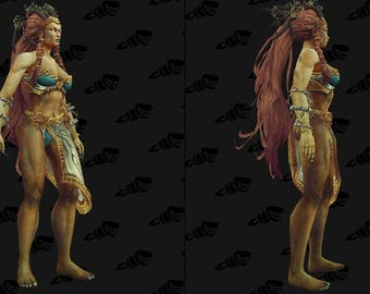 World of Warcraft - Eonar costume