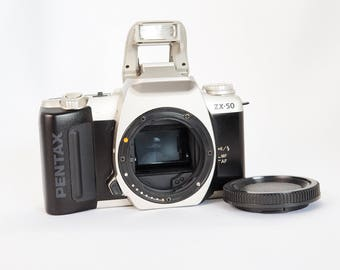 Pentax ZX-50 AF SLR with Data Back