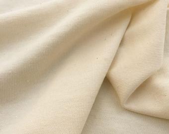 100% Organic Cotton Jersey (Light Weight)
